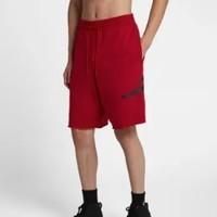 NIKE 耐克 Air Jordan Jumpman Logo AQ3116 男子针织短裤