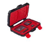 LYNCA 力影佳 KH10 相机储存卡收纳盒SD TF CF卡盒内存卡收纳包