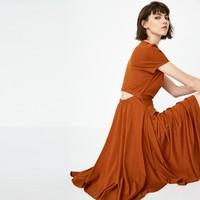 ONLY 118261514 女士镂空连衣裙