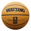 WITESS 篮球番毛软皮加厚真皮手感7号标准比赛篮球室内室外通用蓝球 加厚十字纹篮球 (棕色、7号、加厚十字纹球篮球)