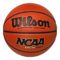 Wilson 威尔胜 篮球 室内外通用7号标准比赛蓝球  WB-645G校园传奇  气筒 (棕色、7号、WB-645G校园传奇)