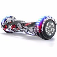 Z-RC 双轮电动平衡车代步体感车蓝牙平衡车儿童扭扭车两轮思维车平衡车豪华款海盗  6.5寸平衡车
