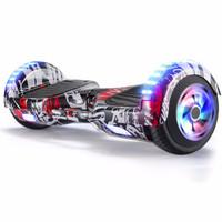 Z-RC 双轮电动平衡车代步体感车蓝牙平衡车儿童扭扭车两轮思维车平衡车发光轮  6.5寸平衡车
