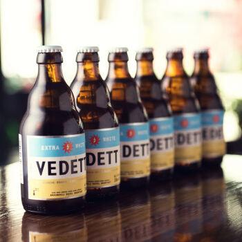 Vedett Extra White 白熊 比利时白啤 白熊啤酒 330ml*24瓶
