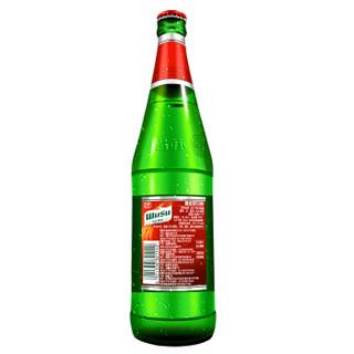 WUSU 乌苏啤酒 黄啤酒 (620、18、4、瓶装、11)