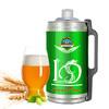 亮动 白啤酒 (2000ml、≥5%VOL、桶装、12°P)