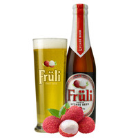 Fruli 芙力 果味啤酒 (330mL、6、4.1、组合装、14)