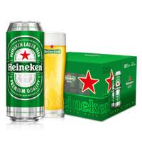 Heineken 喜力 啤酒 (500mL、15、5.0%vol、听装、11.4)