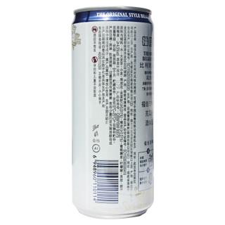 Hoegaarden 福佳 白啤酒 (310ml、4、≥4.5%vol、听装、11.7°P)