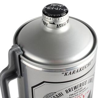 Asahi 朝日啤酒 黄啤酒 (2L、≥4.3vol、桶装、11.2 op)