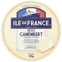 ILE DE FRANCE 法兰希 小金文奶酪 125g