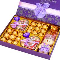 Dove 德芙 巧克力礼盒装