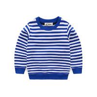 I.K 印象童年 男童条纹长袖T恤