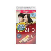 美源(Bigen)可瑞慕染发膏 80g (自然棕黑色7G)温和盖白 日本进口 男女通用 可多次使用 易上色持久性好 *3件