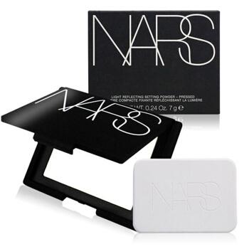 NARS 纳斯 裸光透明色蜜粉饼散粉 7g