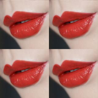 Dior 迪奥 魅惑釉唇膏/口红 黑色漆光固体唇釉#744花蝴蝶 3.2g