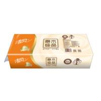 Breeze 清风 B02B7MC1 筒纸卫生纸3层75克10卷厕纸卫生纸 整箱 (10卷、无芯卷纸、3层)