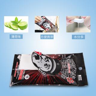 KATEI STORY 家の物语 卫生湿巾纸清凉防困湿纸巾 必胜装15片
