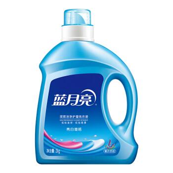 蓝月亮 80000662 洗衣液  7斤装 机洗2kg*1+袋装500g*3+内衣旅行装80g