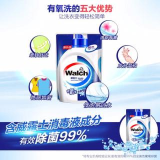 Walch 威露士 WLS20160229006 全效有氧洗衣液袋装  500gx6袋
