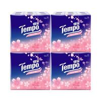 Tempo 得宝 樱花味手帕纸小包纸巾 (12包、4层)