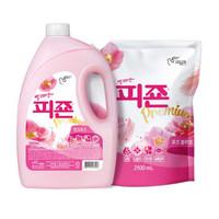 MUMU 碧珍 8801101168093 衣物护理剂   9斤玫瑰香2.5L+2.1L