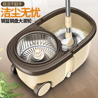 太太乐 大号旋转拖把桶 (3.0kg)