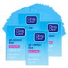 Clean&Clear 可伶可俐 日本进口吸油纸蓝膜粉膜T区控油夏季男女面部清洁不脱妆吸油纸 多组合 蓝膜4包 量贩超值装(240张)
