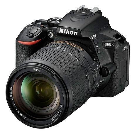 Nikon 尼康 D5600 单反套机(AF-S DX NIKKOR 18-140mm f/3.5-5.6G ED VR镜头)