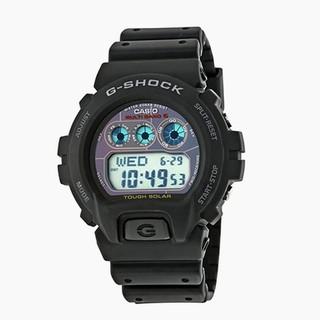 银联专享 : CASIO 卡西欧 G-Shock系列 GW-6900-1 中性款电波表