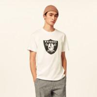 GU 极优 NFL合作款 317357 男士印花T恤