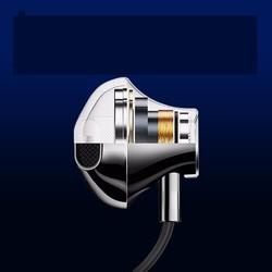 维肯 耳机入耳式有线 线控耳麦 安卓IQOO 线控带麦-纯黑色