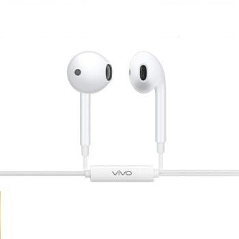 vivo 耳机入耳式正品有线    XE160 (白色、安卓、入耳式)