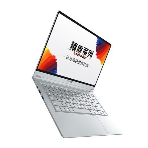 历史低价:Hasee 神舟 精盾U45S1 14英寸笔记本电脑(i5-8265U、16GB、512GB、MX250、72%)