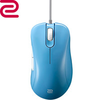 ZOWIE GEAR 卓威 奇亚 EC1-B DIVINA Blue 有线鼠标