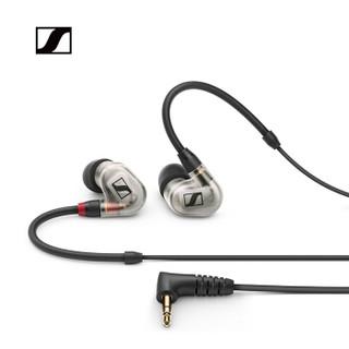 森海塞尔(Sennheiser)IE400PRO HIFI入耳式耳机 透明色