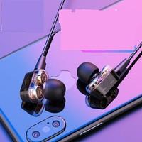 VIKEN 维肯 手机耳机有线入耳式音乐耳麦 (黑色 、通用、耳塞式)