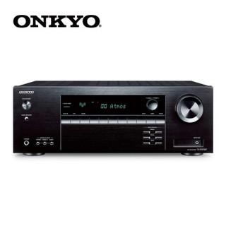 ONKYO 安桥 TX-SR292BT 家庭影院 5.2声道功放机 (黑色、5.1声道)