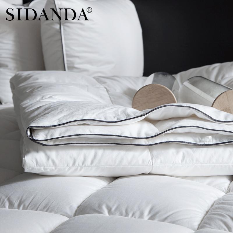 SIDANDA 诗丹娜 95%白鹅绒加厚冬被 150*200cm