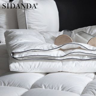 SIDANDA 诗丹娜 100支白鹅绒加厚冬被 150*200cm