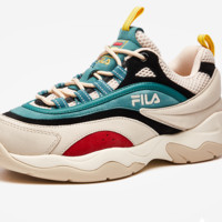 FILA 斐乐 T12W911107F 女士老爹鞋