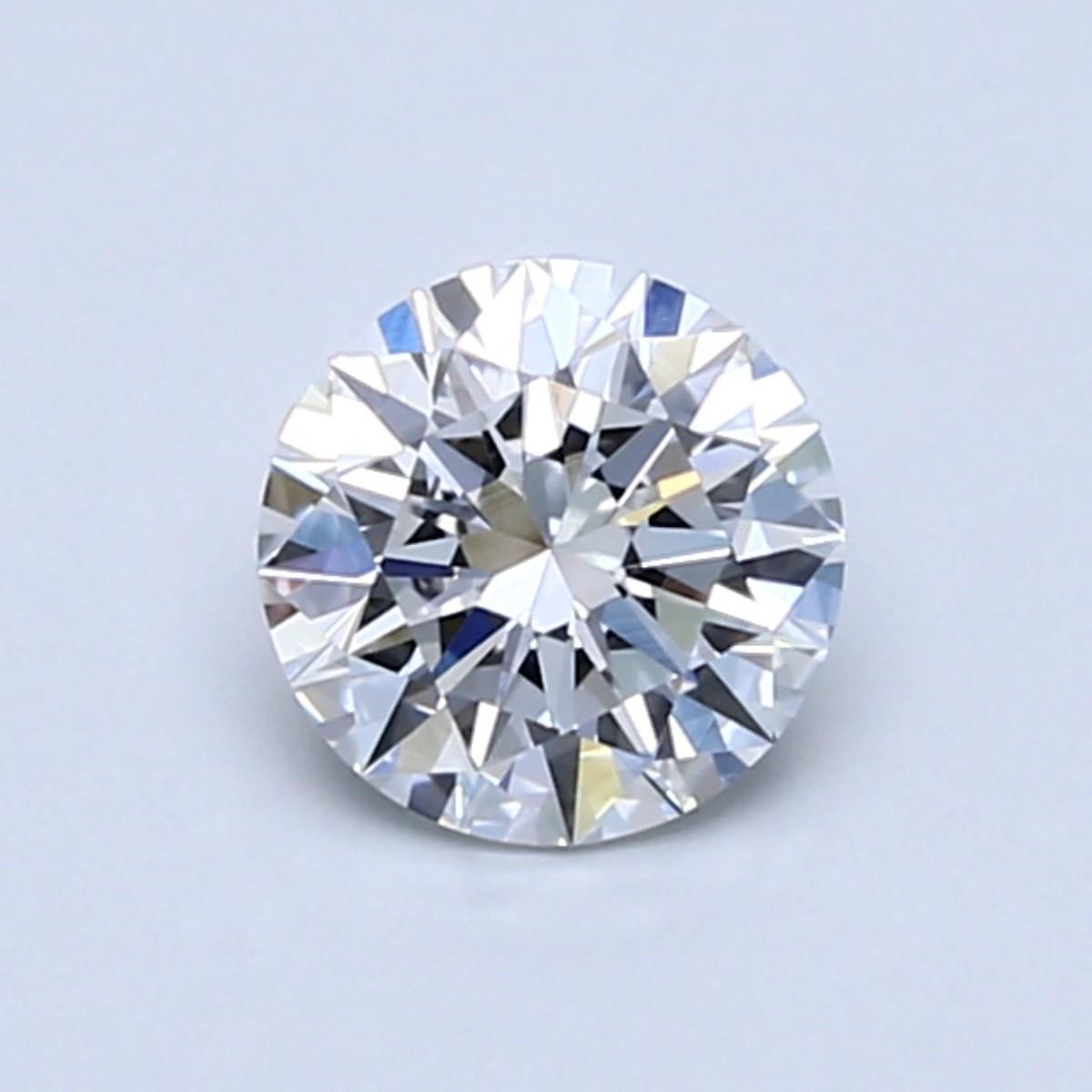 Blue Nile 0.71克拉 圆形钻石(切工EX,成色D,净度VVS2)