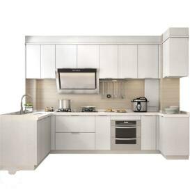 金牌 整体厨房橱柜 枫之木语2 雅白