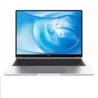 HUAWEI 华为 14英寸全面屏轻薄本学生商务办公便携手提笔记本电脑超极本