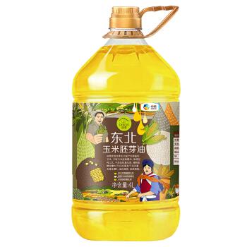 CHUCUI 初萃 玉米油 3.1-5L