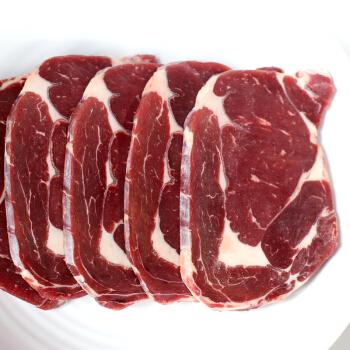 GRASSHOME 如康 眼肉牛排 700g/5片