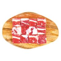 卓宸 原切巴西牛腩块 1kg *3件