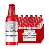 Budweiser 百威 黄啤酒   355ml*24瓶