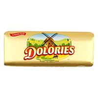 Dolories 德洛丽丝 无盐黄油卷 500g