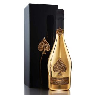 Champagne Armand de Brignac 黑桃A香槟 香槟   750ml